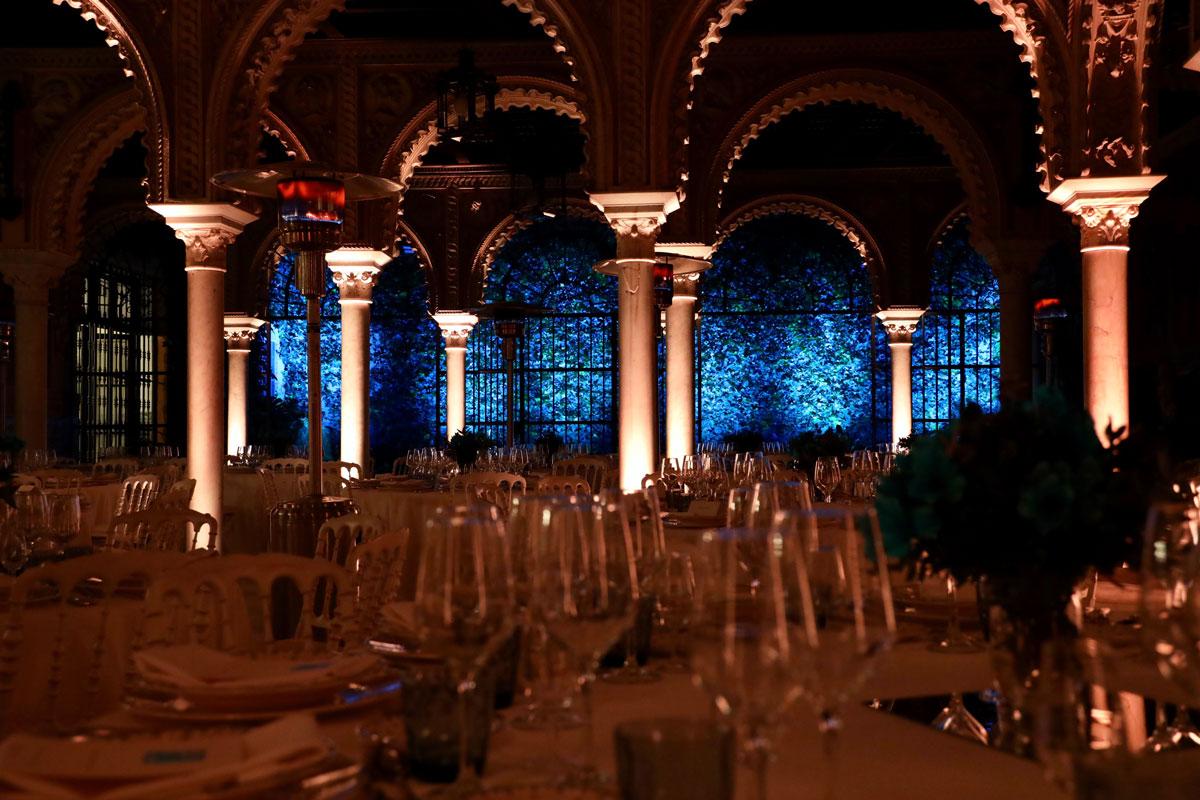 Empresa de iluminación para Eventos en Sevilla