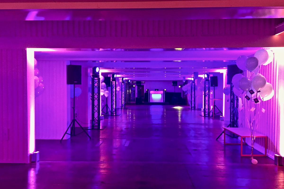 Empresa de Iluminación para Bodas y Eventos en Sevilla