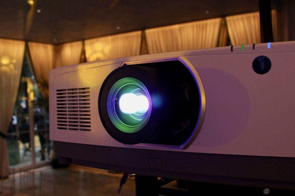 Empresa de Audiovisuales en Sevilla. Pantallas LED y Proyectores 4K para eventos.